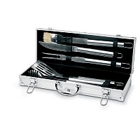 Aluminiowa walizka do barbecue - ASADOR (IT3476-14)