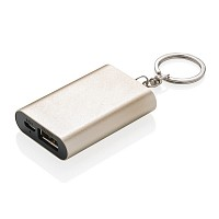 Power bank 1000 mAh, brelok do kluczy (P324.196)