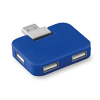 Hub USB 4 porty - SQUARE (MO8930-37)