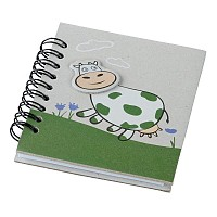 Notes 87x97/50k linia Funny Cow, zielony/szary  (R73822)