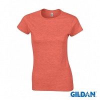 T-shirt damski 150g/m2 - orange - (GM-13109-4107)