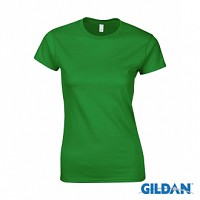 T-shirt damski 150g/m2 - irish green - (GM-13109-5095)